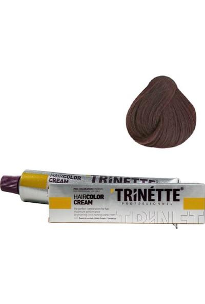 Trinette Tüp 6.44 Yoğun Koyu Kumral Bakır 60 ml