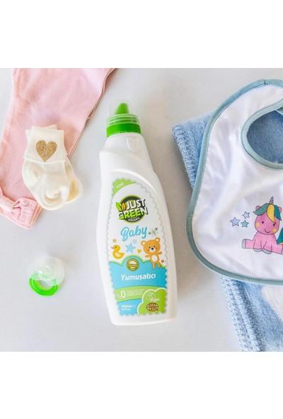Just Green Organic Baby Yumuşatıcı 1000 ml