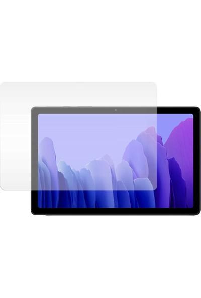 "Esepetim Samsung Galaxy Tab A7 SM-T500 Silikon Şeffaf Tablet Kılıfı Seti (10.4"") Ekran Koruyucu ve Tablet Kalemi"
