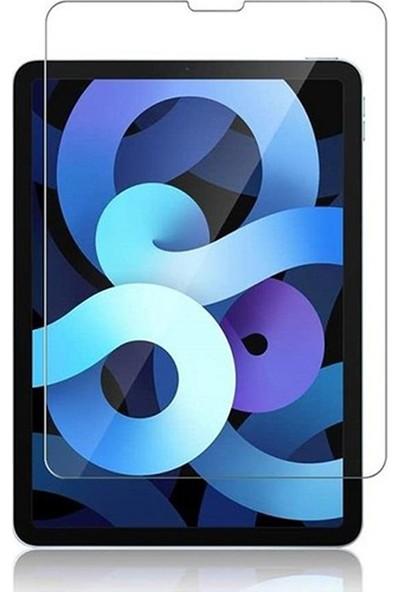 Esepetim Apple iPad Air 4 (4.nesil) 10.9 Inç Silikon Şeffaf Tablet Kılıfı Seti Ekran Koruyucu ve Tablet Kalemi