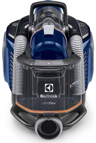 Electrolux EUFC81DB Ultra Flex 650 W Toz Torbasız Elektrikli Süpürge