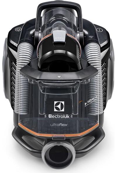 Electrolux EUFC82EB Ultra Flex 650 W Toz Torbasız Elektrikli Süpürge