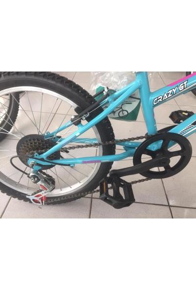 TEC 20 Jant Ön Amortisör Çocuk Bisikleti 7-10 Yaş Tec Crazy Gt
