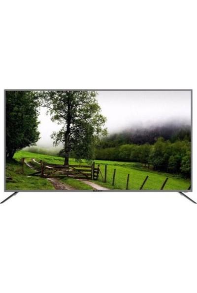 """Sunny SN65LEDA51 65"""" 165 Ekran Uydu Alıcılı 4K Smart LED Tv"""