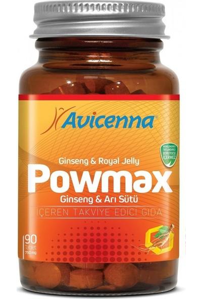 Avicenna Powmax 750 Mg 90 Tablet