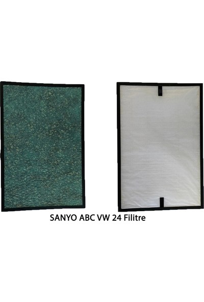 Sanyo ABC24 Vw Filitre Seti