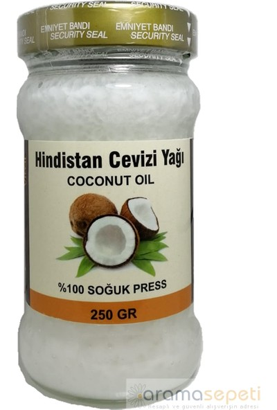 Patalya Vital Hindistan Cevizi Yağı 250 ml