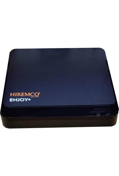 Hiremco 4K Ultrahd Enjoy+ Android Tv Box