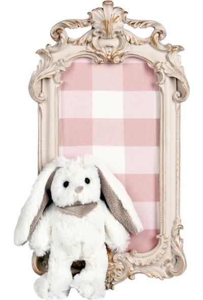 Dona De Miel Rina Rabbit Dekoratif Tablo