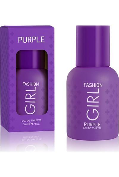 Fashion Girl Purple Edt 50 ml Kadın Parfüm