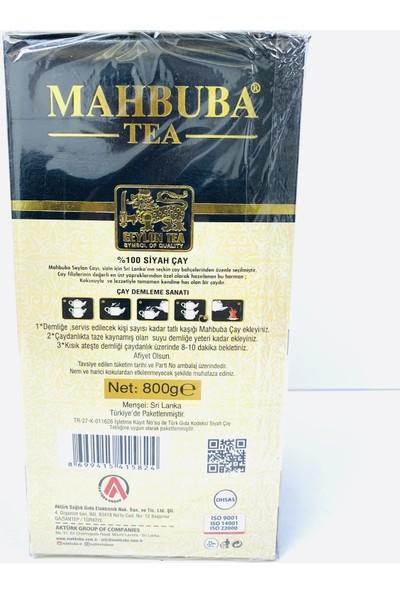 Mahbuba Ithal Çay 800 gr 5'li