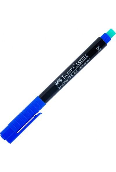 Faber-Castell M Asetat Kalemi Mavi