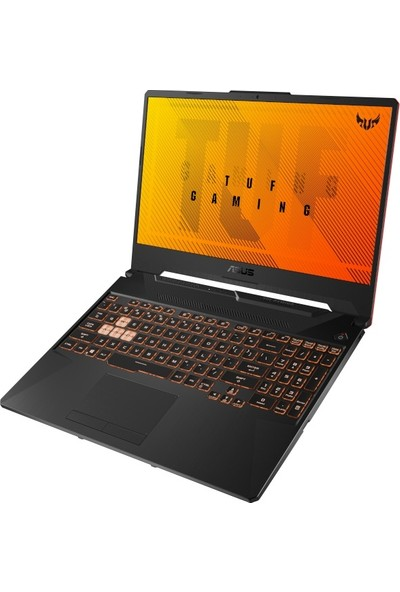 "Asus TUF Gaming FX506LI-HN012 Intel Core i5 10300H 8GB 512GB SSD GTX 1650Ti Freedos 15.6"" FHD Taşınabilir Bilgisayar"