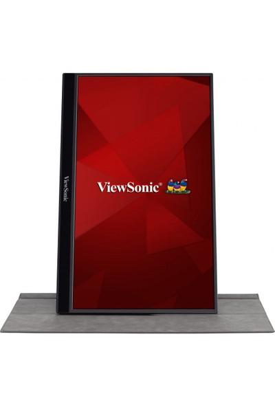 """Viewsonic VG1655 16"""" Full Hd IPS Type-C Taşınabilir Monitör"""