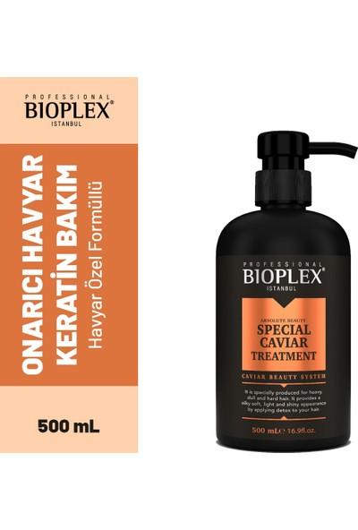 Bioplex Onarıcı Havyar Özlü Keratin Bakım Kremi 500 ml