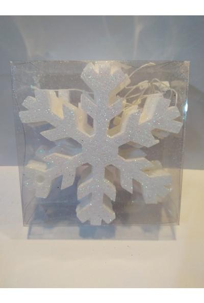 Mavi Boncuk Yılbaşı Noel Ağacı Kartanesi Dekor Süsleri