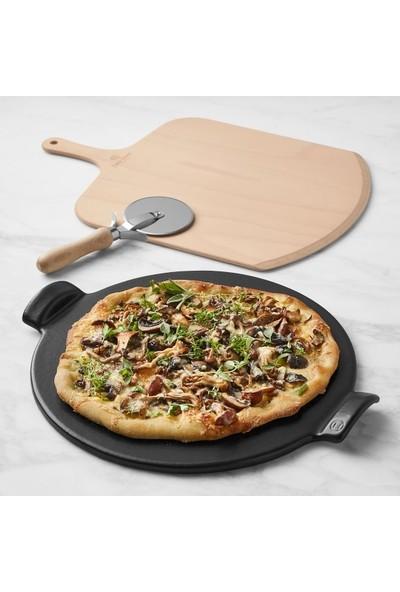 Emile Henry Pizza Seti