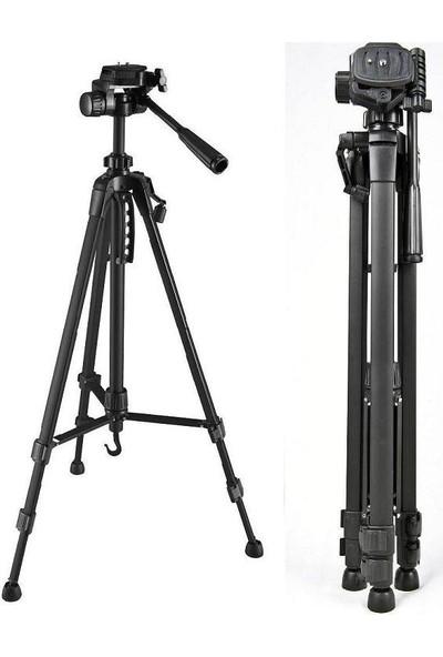 Gns 170 cm Tripod + Taşıma Çantalı + Telefon Tutucu