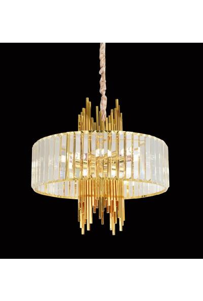 Luna Lighting Modern Luxury Kristal Avize