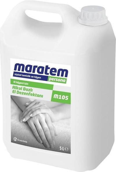 Maratem M105 Alkol Bazlı El Dezenfektanı