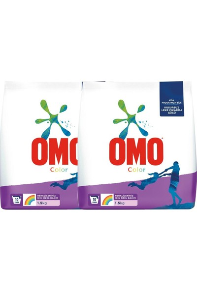 Omo Matık 1,5 kg Colorx2