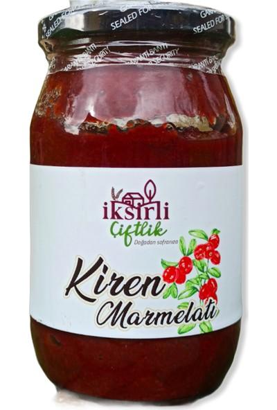 İksirli Çiftlik Kiren (Kızılcık) Marmelatı 190 gr (Sadece Meyve Püresi Içerir)
