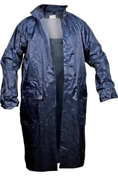 Imperteks Yağmurluk Pardesü Lacivert