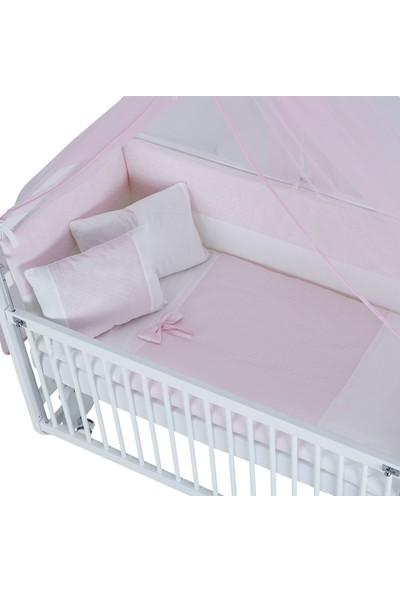 G&G Baby Pink Joy 60X120 cm Bebek Uyku Seti Takımı