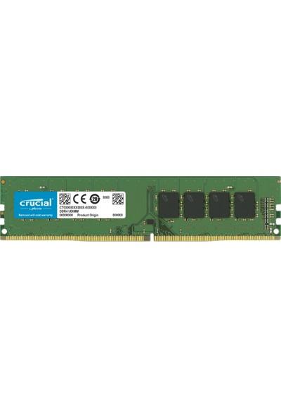 Crucial 4GB 2666MHz DDR4 Ram CT4G4DFS8266
