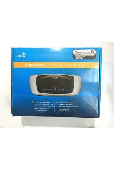 Linksys E2000 300 Mbps Wireless Router