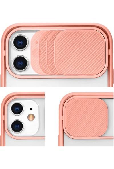 Piili iPhone 12 Mini Camslide Kılıf | Kamera Sürgülü Koruyucu Kapak