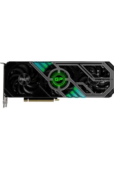 Palit Nvidia GeForce RTX 3080 Gaming Pro 10GB 320Bit GDDR6X DX12 PCI-Express 4.0 Ekran Kartı (NED3080019IA-132AA)
