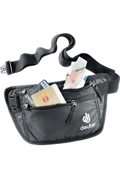 Wise Walker Deuter Security Money Belt I Bel Cüzdanı Black
