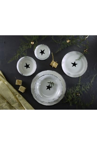 Melly & Merry Yıldız Servis Tabağı