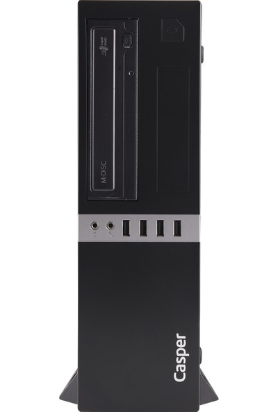Casper Nirvana M5L.104F-BB35R-V0A Intel Core i5 10400F 16GB 1TB + 500GB SSD GT710 Windows 10 Pro Masaüstü Bilgisayar