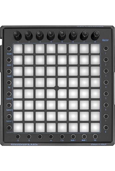 Mıdıplus Smartpad USB Mıdı Pad Controller - Kontrolör