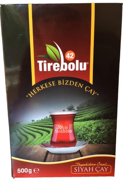Tirebolu Siyah Çay Kutu 500 gr