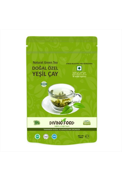 Divino Food Yeşil Çay