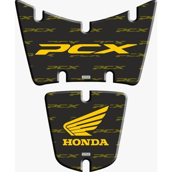 Honda Pcx 150 Tank Pad X-015