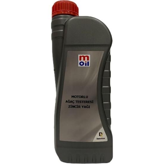 Moil Motorlu Ağaç Testeresi Zincir Yağı Bıçkı Yağı 1 Litre