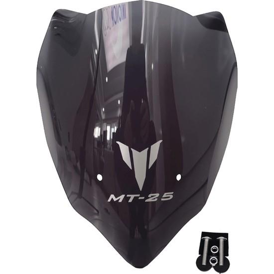 Yamaha mt 25 Uzun Tur Camı