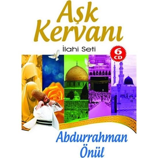 Aşk Kervanı CD - Abdurrahman Önül