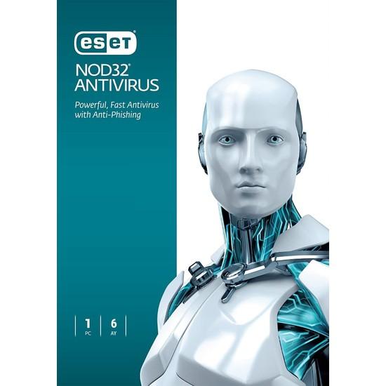 Eset NOD32 Antivirus (180 Günlük) (1 Kullanıcı) Lisans Dijital Kod