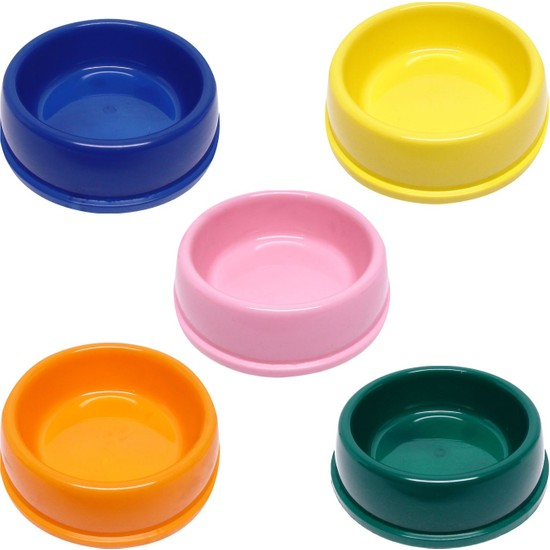 Apco Renkli Mama Kabı No:1 0,25 Lt