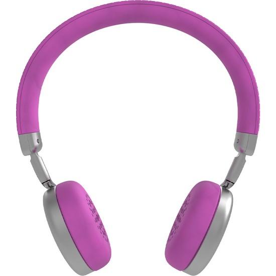 Vestel Desibel K550 Bluetooth Kulaklık Mor