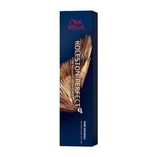 Wella Koleston Perfect Me+ Pure Naturals 8/0 Doğal Açık Kumral 60 ml