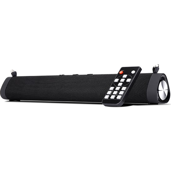 Buyfun Taşınabilir Masaüstü Bluetooth Hoparlör Ses Çubuğu (Yurt Dışından)
