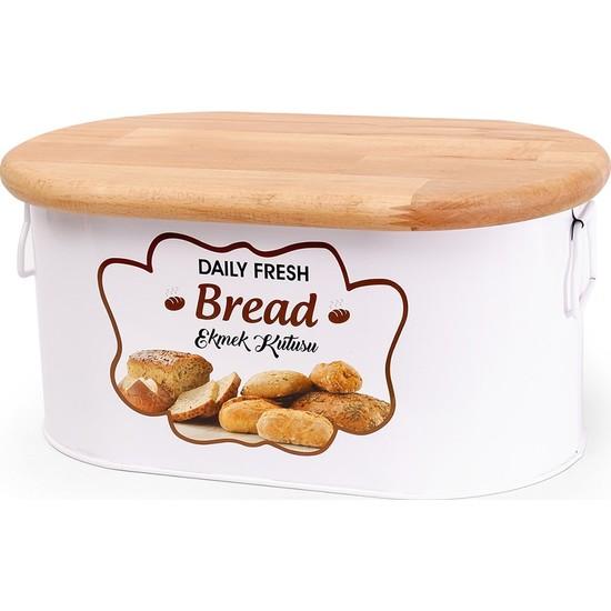 Kesme Tahtalı Ekmeklik Beyaz