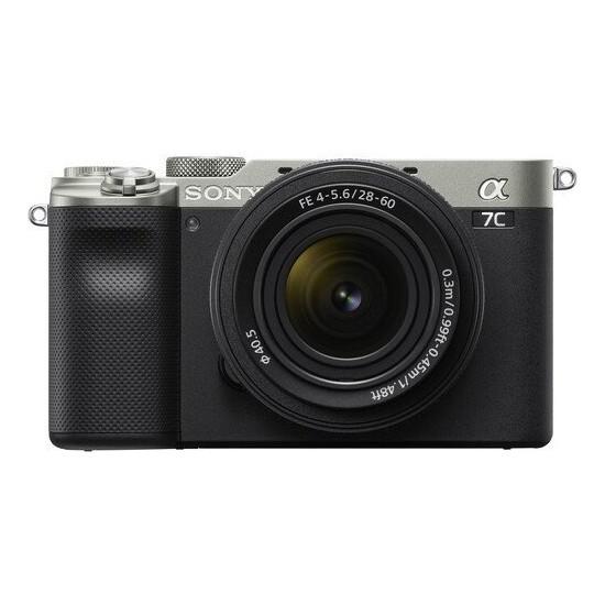 Sony A7C 28-60MM Lensli Fotoğraf Makinesi Sony Eurasia Garantili