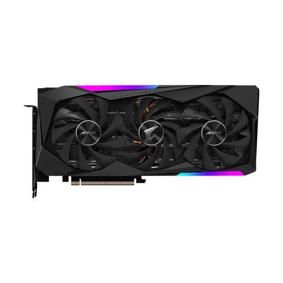 Gigabyte Aorus Master GeForce RTX 3070 OC 8GB 256Bit GDDR6 PCI-Express 4.0 Ekran Kartı (GV-N3070AORUS M-8GD)
